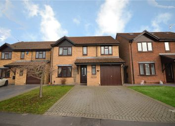 Thumbnail 4 bed detached house for sale in Ryves Avenue, Yateley, Hampshire