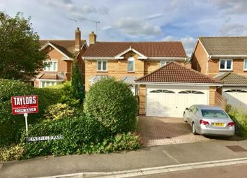 Thumbnail 4 bedroom detached house for sale in Lingfield Park, Downend, Bristol