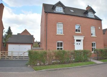 Thumbnail 5 bed detached house for sale in Ormonds Close, Off Poolefield Road, Lichfield, Staffordshire