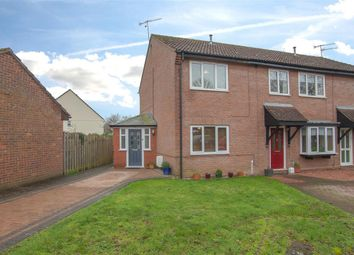 Thumbnail 2 bed end terrace house for sale in Friars Court, Melton Woodbridge