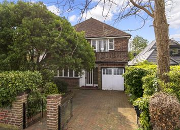 Thumbnail 4 bed detached house for sale in Lauderdale Drive, Richmond