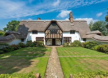 5 bed detached house for sale in Old Avenue, West Byfleet KT14