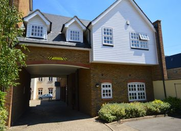 Thumbnail 1 bedroom flat for sale in Davy Court, Rochester