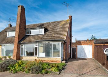 Thumbnail 2 bed semi-detached house for sale in Harkness Way, Hitchin