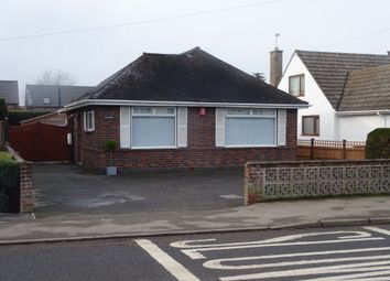 Thumbnail 3 bedroom bungalow to rent in Coventry Road, Wolvey