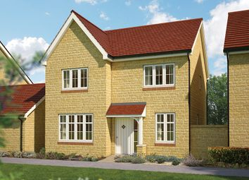 "Thumbnail 4 bed detached house for sale in ""The Aspen"" at Gainsborough, Milborne Port, Sherborne"