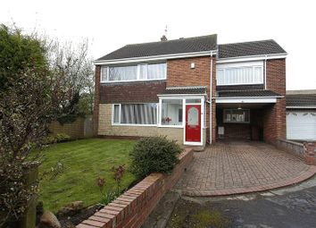 Thumbnail 5 bed detached house for sale in Wenlock Drive, North Shields