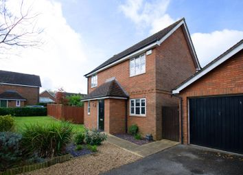 Thumbnail 3 bed detached house for sale in Teviot Close, Stoughton