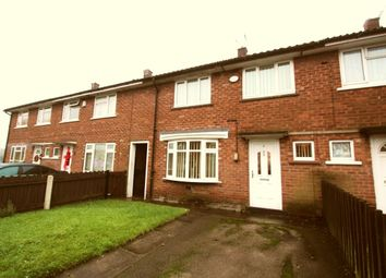 Thumbnail 3 bed terraced house for sale in Wellstock Lane, Little Hulton, Manchester