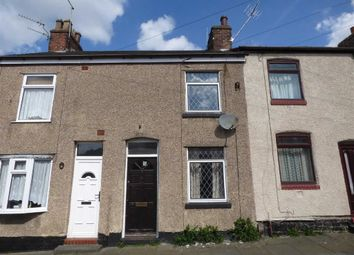 Thumbnail 2 bed terraced house for sale in South Street, Ball Green, Stoke-On-Trent