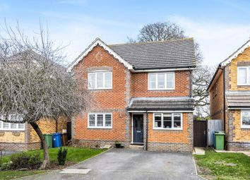 Thumbnail 4 bed detached house for sale in Warfield, Berkshire