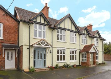 Thumbnail 3 bed terraced house for sale in Hurstbourne Priors, Whitchurch, Hampshire