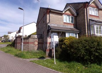 Thumbnail 2 bed semi-detached house for sale in Okehampton, Devon