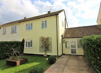 Thumbnail 3 bed semi-detached house for sale in Copse Lane, Ilton, Nr Ilminster