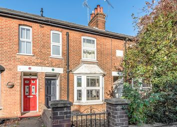 Thumbnail 3 bed terraced house for sale in Cambridge Road, Hitchin