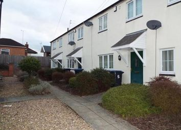 Thumbnail 2 bedroom town house to rent in Ratby, Leicester