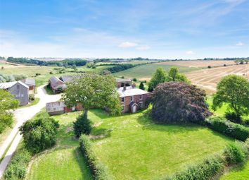 Thumbnail 6 bed detached house for sale in Alford Road, Dalby, Spilsby