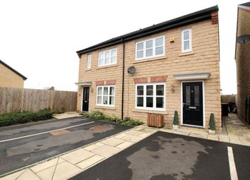Thumbnail 2 bed semi-detached house for sale in Anne Close, Clitheroe