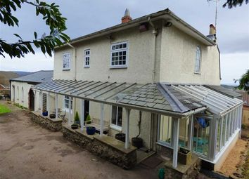 Thumbnail 4 bed detached house for sale in High Trees House, Steep Street, Chepstow