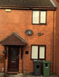 Thumbnail 1 bed terraced house to rent in Parkfield Close, Church Hill North, Redditch