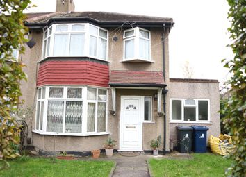 Thumbnail 3 bed semi-detached house to rent in Bilton Road, Perivale, Greenford