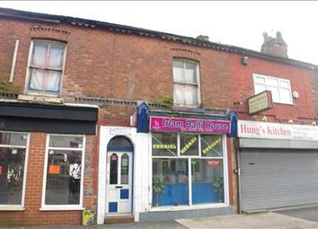 Thumbnail Retail premises to let in 579 Liverpool Road, Irlam, Manchester