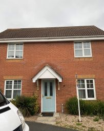 Thumbnail 3 bed detached house to rent in Bakers Way, Hamilton, Leicester