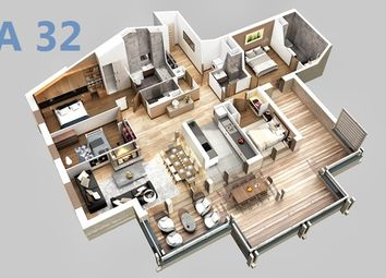 Thumbnail 4 bed triplex for sale in Rue Du Centre, Les Gets, Taninges, Bonneville, Haute-Savoie, Rhône-Alpes, France