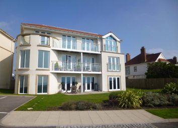 Thumbnail 2 bed flat for sale in Flat 3, The Links, Locks Common Road, Porthcawl