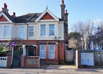 Thumbnail 2 bedroom flat for sale in Broadwater Road, Worthing