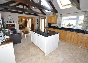 Thumbnail 4 bed detached house for sale in Dunch Lane, Melksham