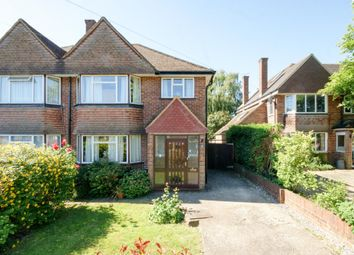 Thumbnail 3 bed semi-detached house for sale in Greenacres Avenue, Ickenam, Uxbridge