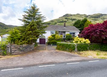 Thumbnail 3 bedroom detached house for sale in Carrick Castle, Lochgoilhead, Cairndow