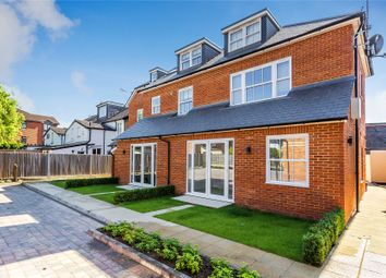 Thumbnail 2 bed flat for sale in 27 High Street, Addlestone, Surrey