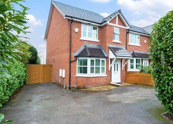 Thumbnail 3 bed detached house for sale in Shevington Lane, Shevington, Wigan