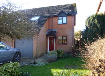 Thumbnail 3 bed semi-detached house to rent in Broadlands Close, Bentley, Farnham