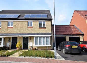 Thumbnail 3 bed semi-detached house for sale in North Brook Close, Greetham, Oakham