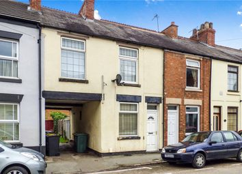 Thumbnail 3 bed terraced house for sale in Leicester Road, Mountsorrel, Loughborough, Leicestershire