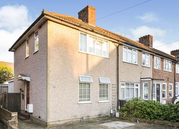 Beaconsfield Road, London SE9. 3 bed end terrace house for sale