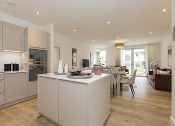 Thumbnail 1 bed flat for sale in Woodside Square, Muswell Hill