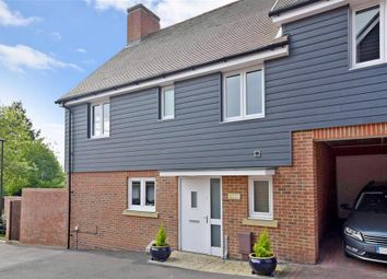 Thumbnail 4 bed semi-detached house for sale in Gardener Close, Waterlooville, Hampshire
