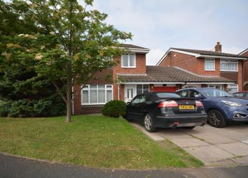 Thumbnail 3 bed detached house for sale in Birchfield Close, Saughall Massie