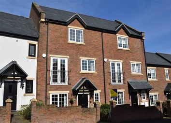Thumbnail 3 bedroom town house for sale in The Moorings, Garstang, Preston