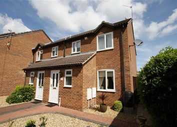 Thumbnail 3 bed end terrace house for sale in Weavers Close, Chippenham, Wiltshire