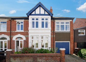 Thumbnail 5 bed terraced house for sale in Salisbury Road, Cosham, Portsmouth