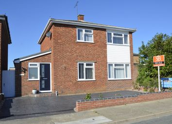 Thumbnail 3 bed detached house for sale in Western Avenue, Felixstowe