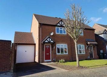 Thumbnail 2 bedroom semi-detached house to rent in Antony Gardner Crescent, Leamington Spa, Warwickshire