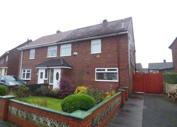 Thumbnail 3 bed semi-detached house for sale in St. Ambrose Road, Widnes, Cheshire