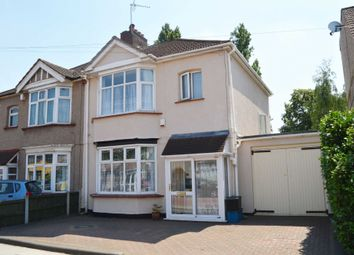 Thumbnail 3 bed semi-detached house for sale in Wards Road, Ilford