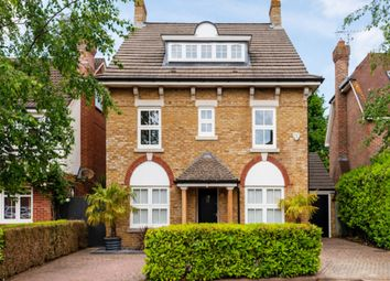 Thumbnail 5 bedroom detached house for sale in Savile Close, Thames Ditton